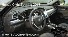 Honda Civic Touring Car 2016 Review Part 3 I don't know how Honda does it