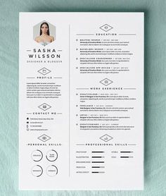 Top Tips for Designing the Perfect Resume Cv Design, Resume Design, Layout Design, Perfect Resume, Certificate Design, Portfolio Layout, Cover Letter Template, Creative Resume, Resume Cv