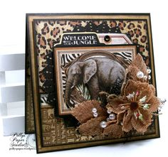 African_Adventure_Greeting_Card_Polly's_Paper_Studio_G45_Ginny_Nemchak_Safari_Adventure_01