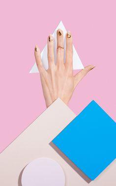 Stephanie Gonot, Rad Nails Modern Nails, Jewelry Photography, Product Photography, Jewelry Art, Hand Jewelry, Uni Fashion, Fashion Still Life, New Nail Art Design, Nail Art Designs