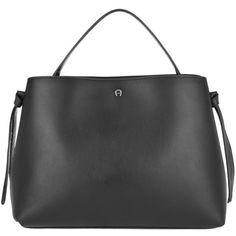 e26cec23b471 Aigner Handle Bag - Carla Tote M Black - in black - Handle Bag for.