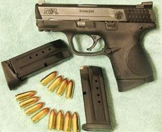 Smith & Wesson M Compact 9mm