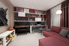 home design contemporary-kids