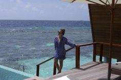 Reisetagebuch: Kandolhu auf den Malediven - Journelles