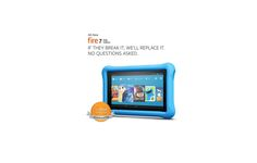 16 GB All-New Fire 7 Kids Edition Tablet 7 Display for $69.99 at Amazon
