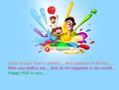 Holi Wishes   Holi Messages   Holi SMS   Holi Festival Messages