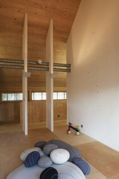 La Maison Bambou, habitation passive par Karawitz Architecture - Journal du…