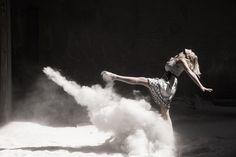 Dancing Dust by Ben Daniel von Stephani, via Behance Dance, Concert, Dancing, Concerts