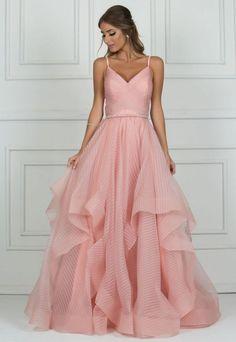 Como usar um vestido longo - Vestido do dia