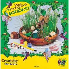 Perfect Wee Enchanted Garden Kit
