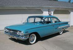 1960 Chevrolet Impala 4-door Sedan