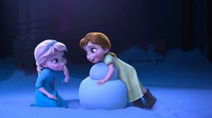 Frozen - Elsa & Anna - Do you want to build a snowman? Hans Frozen, Frozen And Tangled, Frozen Movie, Disney Frozen, Frozen 2013, Frozen Theme, Frozen Cake, Olaf Frozen, Disney Names