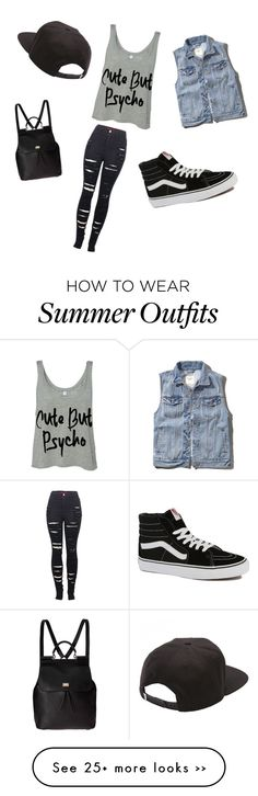 """""""My First Polyvore Outfit"""" by vanillekakes on Polyvore"""