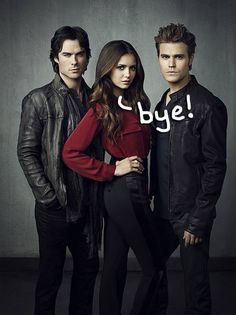 Nina Dobrev Is Officially Leaving The Vampire Diaries… But Will The Show Go On Without Her!?