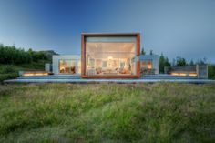 one more amazing shot - Ice House / Minarc