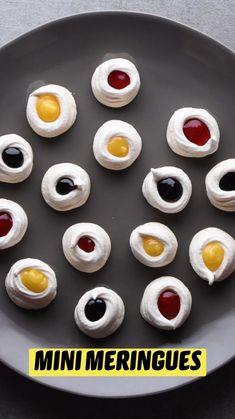 Food Art, Doughnut, Food To Make, Deserts, Yummy Food, Treats, Cookies, Baking, Recipes