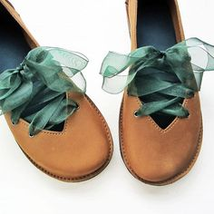 Size UK 8, Handmade Womens Leather Shoes, Peanut Butter leather, 2201 CLARA by Fairysteps