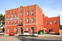 Grand Union Hotel - Fort Benton,
