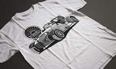 Vector illustrations produced for Westfield Sportscars, black and white line art illustrations were primarily used for t-shirt prints. Black And White Lines, Art Illustrations, Printed Shirts, Creative, T Shirt, Pants, Tops, Women, Fashion