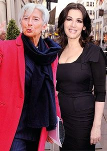 The age of elegance | The Sunday Times. Good, Christine Lagarde, Bad, Nigella Lawson