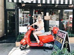 Women's fashion Steve Madden New York City style Brandy Melville Levi's Keren swanson