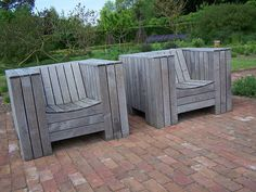 #PALLET: Outdoor Furniture - http://dunway.info/pallets/index.html