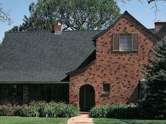 Charcoal #gaf #designer #roof #shingles #home