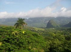 View of the Vinales- #Cuba