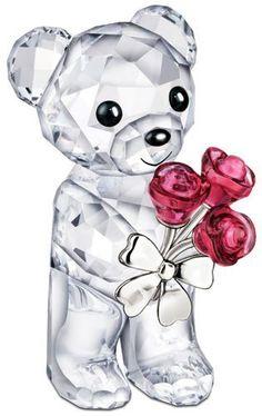 Swarovski Kris Bears Figurine, Red Roses For You by Swarovski, http://www.amazon.com/dp/B007QBF4F2/ref=cm_sw_r_pi_dp_2zwlsb1YA6JME