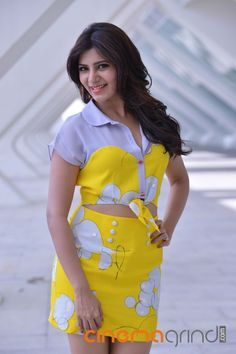 Samantha - Actress Gallery - Cinemagrind.com