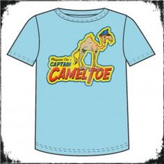 CAPT.CAMELTOE /TSHIRT OCEAN - Pricebusters - Product Lines