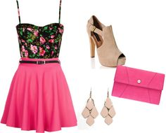 """Untitled #51"" by cassie-campos on Polyvore"