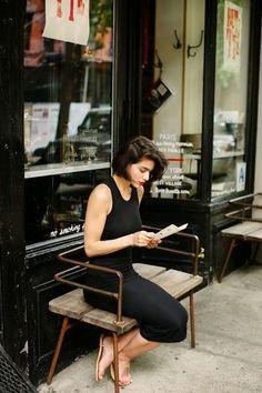 シンプルイズザベスト! パリジェンヌに学ぶ10のおしゃれ術。 | キナリノ