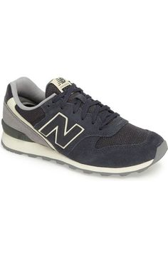 e7f4ddab4c2 New Balance 696 Sneaker (Women) available at  Nordstrom New Balance Suede