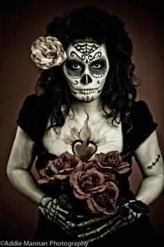 Dia De Los Muertos 1 by addiemannan on Etsy, $40.00