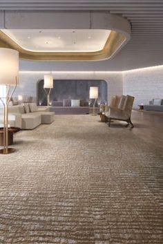 Carpet Runners On Stairs Pictures Interior Ceiling Design, Lobby Interior, False Ceiling Design, Luxury Interior, Interior Architecture, Interior Decorating, Futuristic Interior, Hotel Lobby Design, Plafond Design