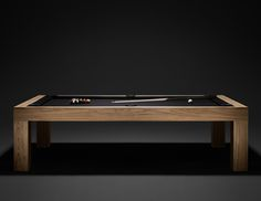 Quintessential James Perse Pool Table