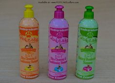 We are super excited to report that we have teamed up with Tropical Seas and now produce a line of Potcake Shampoos. They are all natural, eco-friendly, & biodegradable. Available in three tropical scents. Great lather-Great conditioner- and leaves your dog's coat beautiful and shiny. Available on our accessories page! www.potcakecollars.com Potcake Dogs, Shampoos, Dog Coats, Super Excited, Seas, Biodegradable Products, Your Dog, Collars, Eco Friendly