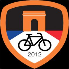 Nouveau badge consacré au Tour de France 2012 sur Foursquare