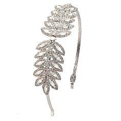 Louis Mariette Vivienne - Bridal Jewellery - Crystal Bridal Accessories