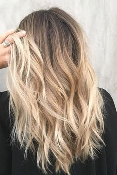 30 blonde hair colors for autumn bring you straight to your stylist - . - 30 blonde hair colors for autumn bring you straight to your stylist - Fall Blonde Hair Color, Blonde Hair Looks, Bright Blonde, Fall Hair Colors, Brown Blonde Hair, Color Your Hair, Hair Color Balayage, Darker Roots Blonde Hair, Dark Roots Blonde Hair Balayage