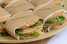 decorazioni panini per bambini
