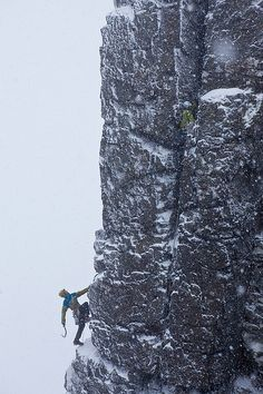 Petzl Team in Scotland