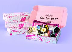 New Beauty Subscription Box: BeautyCon BFF Box