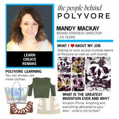 """""""Meet the Polyvore Team: Mandy Mackay"""" by polyvore ❤ liked on Polyvore featuring rag & bone, WearAll, GUESS, O'Neill and polyvoreteam"""