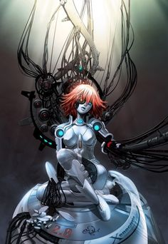 Projeto Ayla by eDufRancisco—x—More: | Robots | Random |CfD Amazon.com Store|