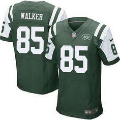 Nike Jets Joe Klecko Green Team Color Men s Stitched NFL Elite Jersey And  Taco Charlton 97 jersey 20e796836