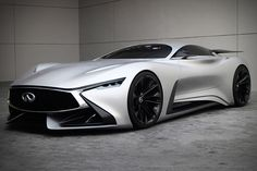 Infiniti Vision GT Concept 1