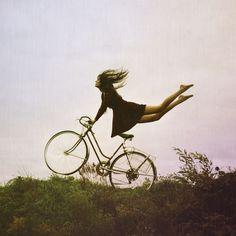 Nederlands stukje fietsen