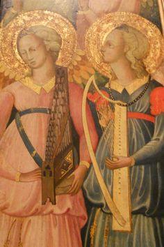 Master of the Bargello Tondo (Italian, Florentine, ca. 1420-1447)  detail